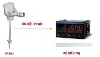 Cách chọn mua cảm biến nhiệt độ PT100