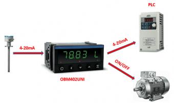 Các dòng cảm biến đo mức