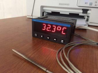 Màn hình hiển thị nhiệt độ