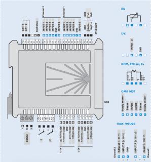 Sơ đồ lắp đặt bộ chuyển tín hiệu analog 4-20ma