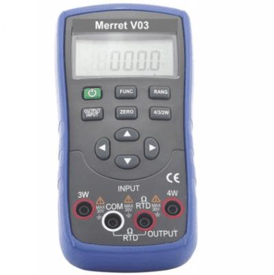 Bộ phát tín hiệu cảm biến PT100