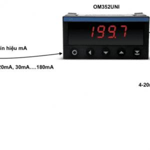 Bộ chuyển tín hiệu 30mA-40mA-50mA sang 4-20mA