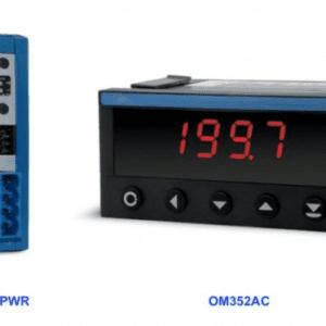 Bộ đo lường và hiển thị điện áp
