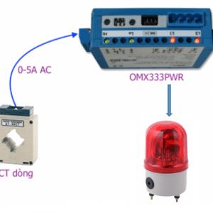Bộ chuyển tín hiệu dòng AC sang DC