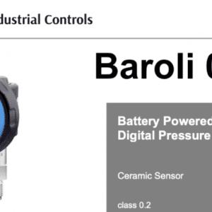 Đồng hồ đo áp suất hiển thị số