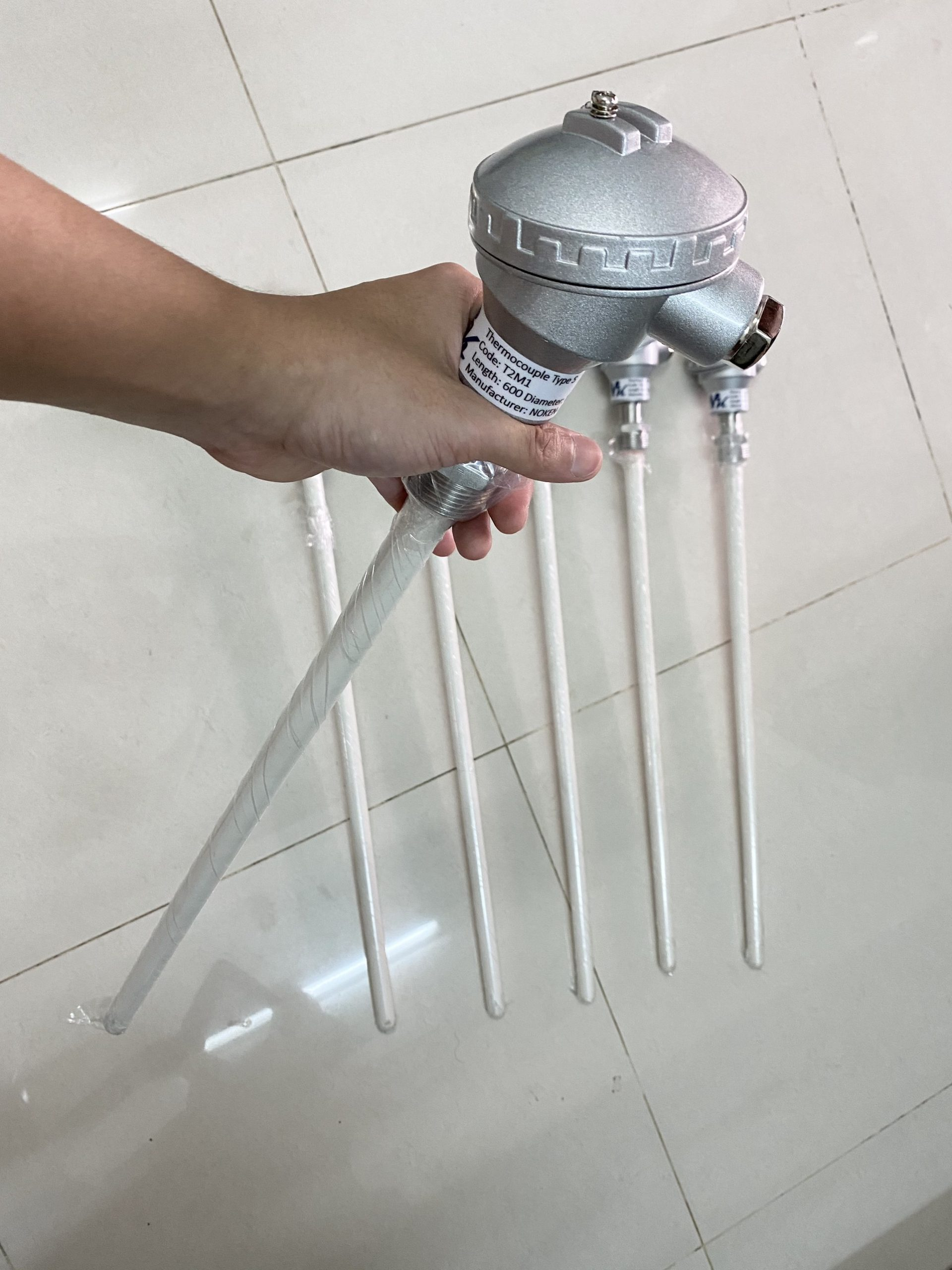 can nhiệt loại S
