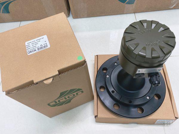 cảm biến radar đo mức liệu rắn