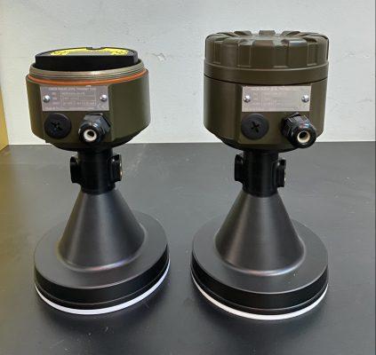 cảm biến đo mức bằng radar