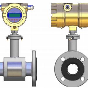 cảm biến đo lưu lượng nước