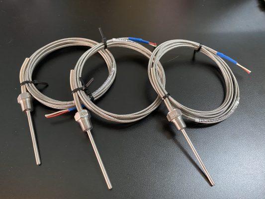 dây dò nhiệt độ loại K