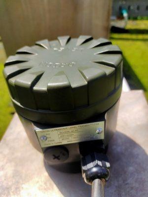 Cảm biến đo mức nước siêu âm